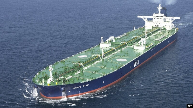 США відправила наекспорт першу за40 років партію нафти