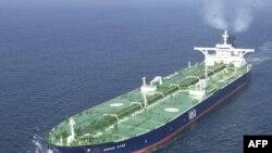 یک نفتکش متعلق به شرکت سعودی آرامکو