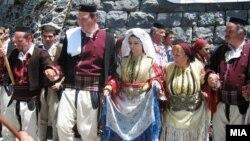 Галичка свадба.