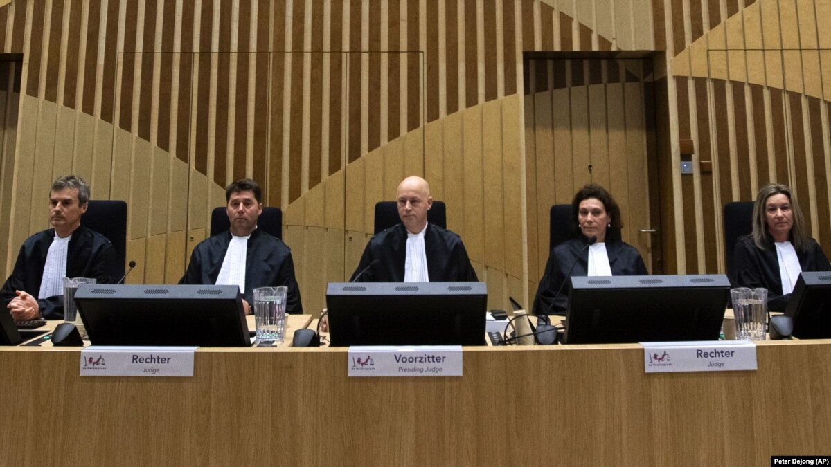 Секретные свидетели, адвокат «Гюрзы» и ставки Украины: как устроен суд по МН17