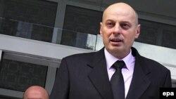 Министерот за косовските безбедносни сили Агим Чеку.