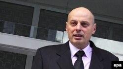Mинистерот за безбедност на Косово Агим Чеку.