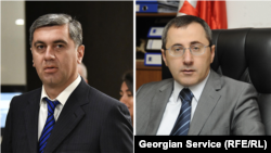 Ираклий Окруашвили и Зураб Адеишвили