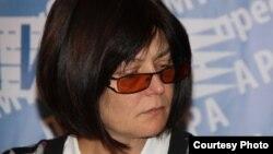 Редактор «Нужной газеты» Изида Чаниа