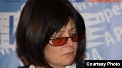 Главный редактор абхазской «Нужной газеты» Изида Чаниа. фото: era-abkhazia.org