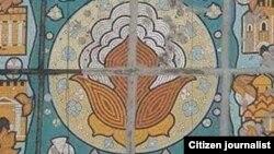 Toshkentda sovet davridan qolgan keramik mozaikalar buyab tashlanmoqda.