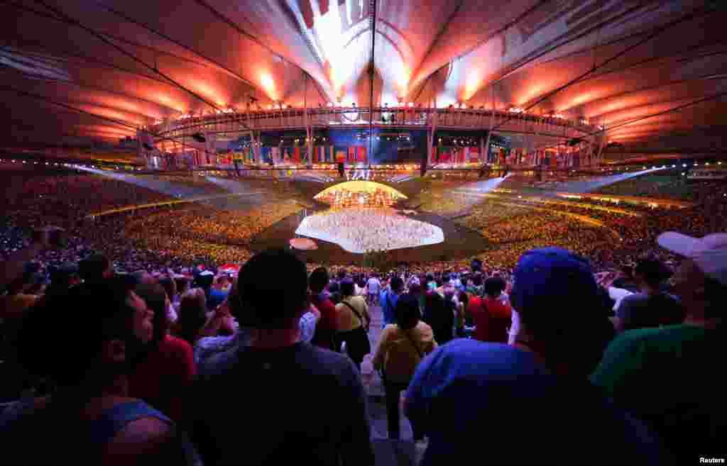 Цьогорічна літня Олімпіада є першою для Південної Америки, вона триватиме до 21 серпня