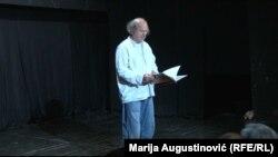 """""""Draž čitave te predstave je saznanje da i ja starim kroz predstavu"""""""