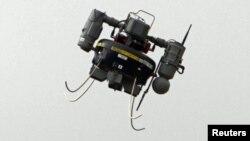 Американский дрон-наблюдатель в Афганистане