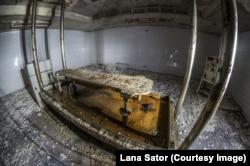 Мавзолей Георгия Димитрова был взорван в 1999 году, но подземелья остались