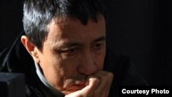 Режиссер Ермек Тұрсынов. Жеке архивтен алынған сурет