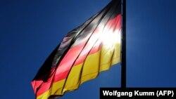 Flamuri i Gjermanisë, foto nga arkivi