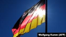 Flamuri i Gjermanisë.
