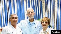 آلن گروس، شهروند آزاد شده آمریکایی