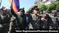 Երևան, 23-ը ապրիլի, 2018 թ․