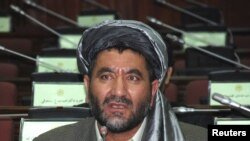 Afghan lawmaker Ahmad Khan Samangani was among those killed in the suicide attack.