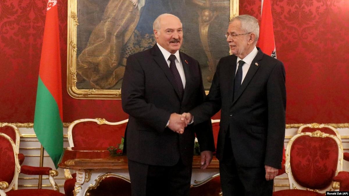 Лукашенко в Австрии выступил за более тесные связи с ЕС