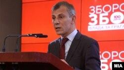 Министерот без ресор, задолжен за дијаспора Едмонд Адеми