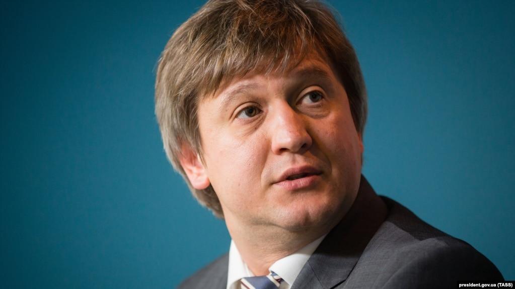 Секретар Ради національної безпеки і оборони України Олександр Данилюк
