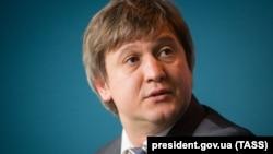 Секретар Ради нацбезпеки і оборони Олександр Данилюк