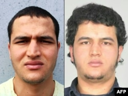 Anis Amri, portretul lansat de Biroul Federal de Poliție al Germaniei German Federal Police Office (BKA)