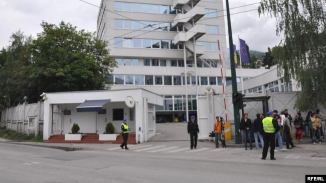 BoA?njak: Institucija visokog predstavnika je posmatraA? (Foto: SjediA?te visokog predstavnika u Sarajevu)