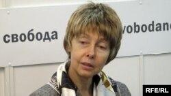 Анна Пендраковская, директор государственного унитарного предприятия «Московское кино»