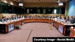 Заседание Совета по ассоциации Республика Молдова – Евросоюз, Брюссель, 2017 г.