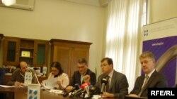 Pres-konferencija Hrvatske udruge poslodavaca, Foto: Enis Zebić