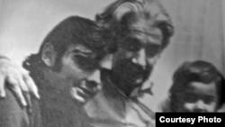 Cu Sergiu Celibidache în tinerețe