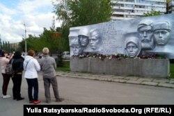 Меморіал Вічної слави в Дніпрі, 9 травня 2020 року