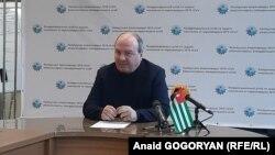 Министр здравоохранения Тамаз Цахнакия