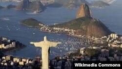 Эки жума бою Бразилияда Олимп оюндарынын шаң-салтанаты өкүм сүрүп турду.