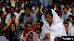 Pakistan xristianları