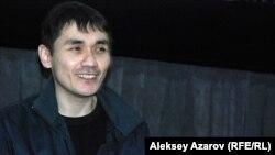 Кинорежиссер Адильхан Ержанов.