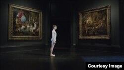 "Кадр из фильма ""Национальная галерея"""
