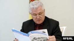 Vl. Voronin citind o publicație a Europei Libere în 2006