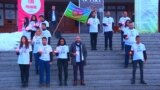 Kosovar Roma Mark International Holocaust Remembrance Day