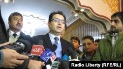 اشرف غنی: با اتحاد و اتفاق میتوانیم با تروریزم مبارزه کنیم.