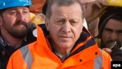Erdoğan (arxiv fotosu)