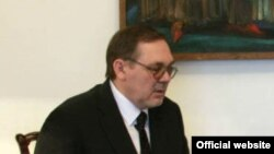 Посол России в Армении Иван Волынкин