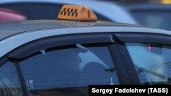 Такси (иллюстративное фото)