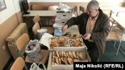 Prikupljanje pomoći za izbjeglice i migrante na području Doboja