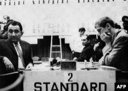 Тыгран Пэтрасян і Бобі Фішэр, Буэнас Айрэс, 1971