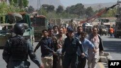 کابل پس از انفجار خونین