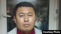 Гражданин Узбекистана, задержанный в России по подозрению в причастности к террористической организации. Фото веб-сайта Fontanka.ru.