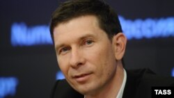 Aleksandr Fedotov is the president of Artcom Media group, which recently bought a controlling stake in the Russian edition of Forbes magazine.