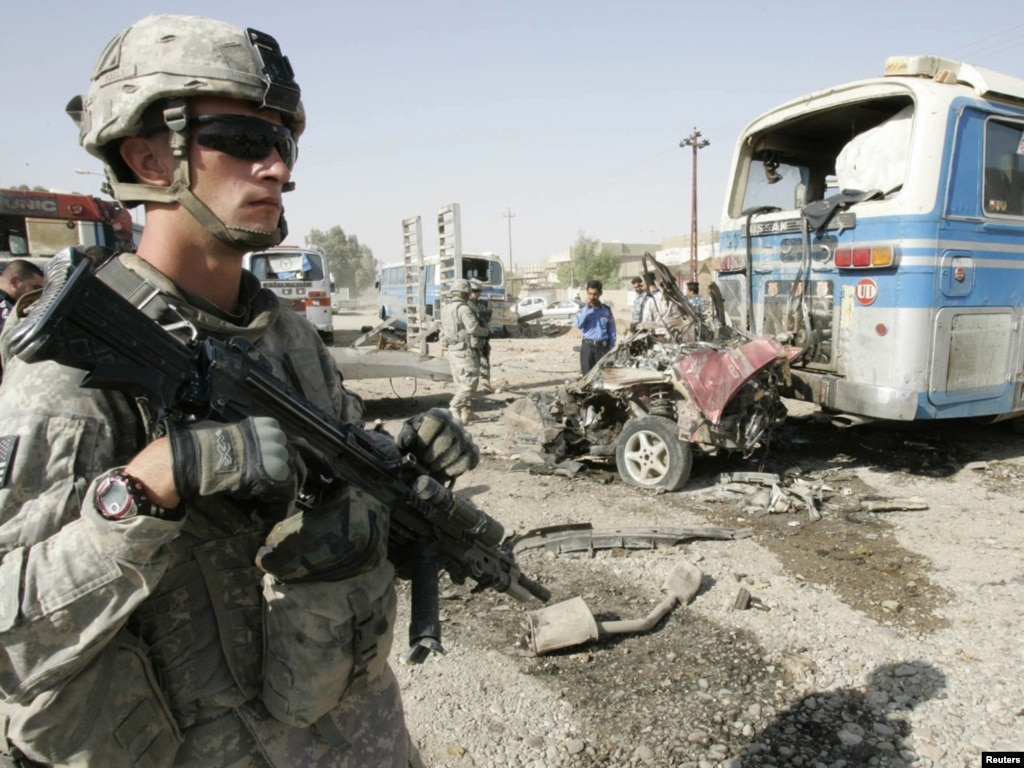 What will u s troops do in iraq now