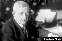 Robert Lansing, Secretar de Stat SUA (Foto: I. Țurcanu, M. Papuc, Basarabia în actul Marii Uniri de la 1918)
