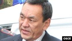 Молдомуса Конгантиев. 2008 год.